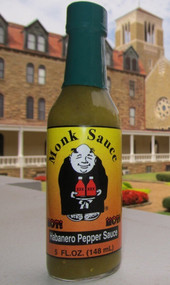 """Hot"" Monk Sauce (green)"