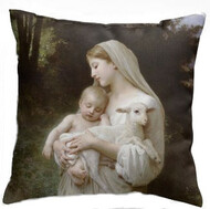 Innocence Double-sided Pillow