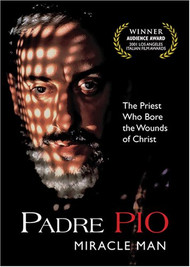 Padre Pio: Man of Miracles DVD