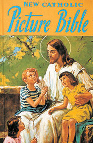 NEW CATHOLIC PICTURE BIBLE (435/22)