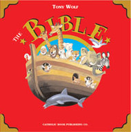 THE BIBLE BY TONY WOLF