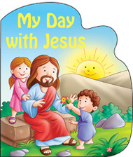 MY DAY WITH JESUS (St. Joseph Sparkle Book)