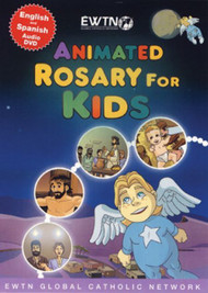 Animated Rosary for Kids (DVD)