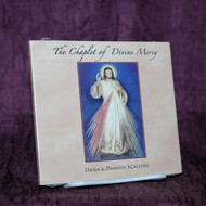 Chaplet of Divine Mercy CD - Dana & Damien