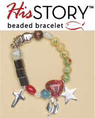 His Story Bracelet: HIS Story