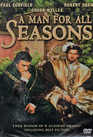 A Man for All Seasons (1966) DVD