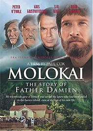 Molokai: The Story of Father Damien  DVD
