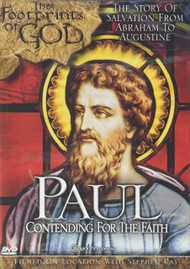 PAUL Footprints of God DVD