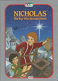 St. Nicholas: The Story of the Real Santa Claus (DVD)