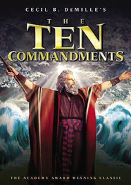 Ten Commandments DVD