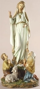 Our Lady of Fatima Figure