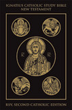 Ignatius Catholic Study: New Testament RSV (2nd ed.)
