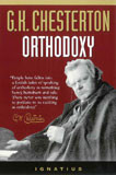 Orthodoxy by G. K. Chesterton - EBOOK