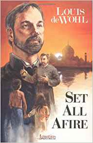 Set All Afire by Louis de Wohl - EBOOK