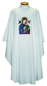 Embroidered Chasuble (4 designs available)