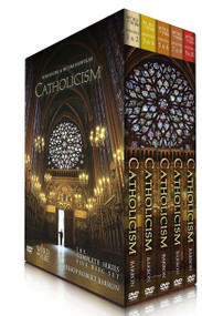 Catholicism Project - 5 DVD set