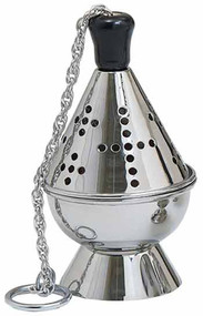 Censer and Boat - Stainless Steel K201