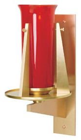 Sanctuary Lamp (pictured with Satin Brass Finish) K361
