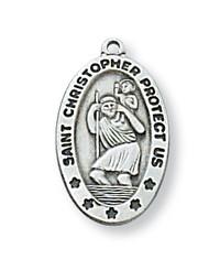 ST. CHRISTOPHER MEDAL L464