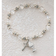 Crystal Heart Stretch Bracelet 274