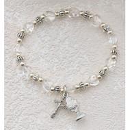 Crystal Heart Stretch Bracelet 274