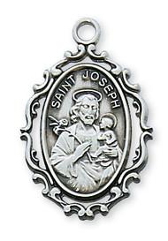 ST. JOSEPH MEDAL 621