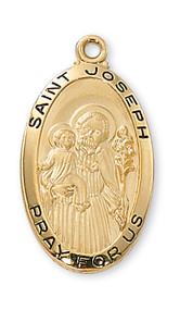 ST. JOSEPH MEDAL J550