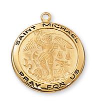 ST. MICHAEL MEDAL J515MK