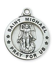ST. MICHAEL MEDAL L600MK