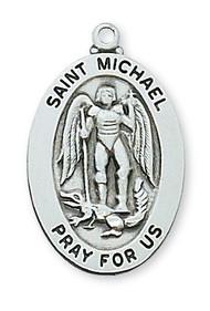 ST. MICHAEL MEDAL L461MK