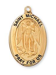 ST. MICHAEL MEDAL J461MK