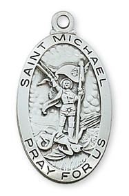 ST. MICHAEL MEDAL L550MK