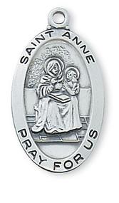 ST. ANNE MEDAL L500AE