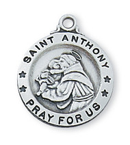 ST. ANTHONY MEDAL L700AN