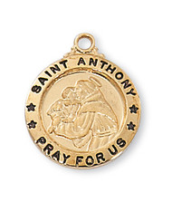 ST. ANTHONY MEDAL J700AN