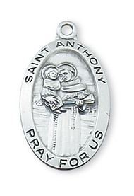 ST. ANTHONY MEDAL L500AN
