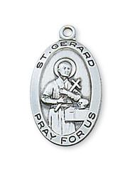 ST. GERARD MEDAL L500GR