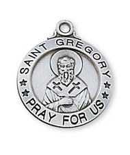 ST. GREGORY MEDAL L600