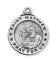 ST. MATTHEW MEDAL L600MWE