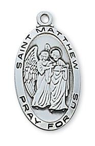 ST. MATTHEW MEDAL L550MW