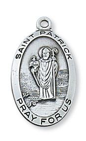 ST. PATRICK MEDAL L550PT