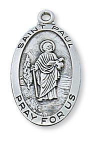 ST. PAUL MEDAL L550PL