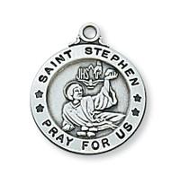 ST. STEPHEN MEDAL L600SN