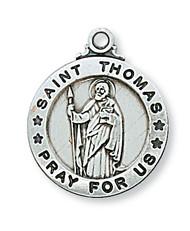 ST. THOMAS MEDAL L600TA