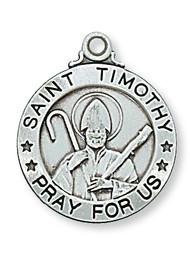 ST. TIMOTHY MEDAL L600TY