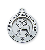 FIRST RECONCILIATION MEDAL L700RC