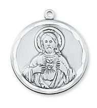 SACRED HEART OF JESUS MEDAL LMG4