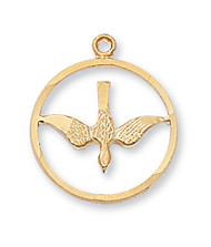 HOLY SPIRIT MEDAL J369