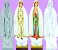 OUR LADY OF FATIMA OUTDOOR STATUE 24""