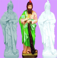 ST. JUDE OUTDOOR STATUE 24""